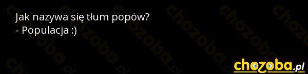 Tłum Popów