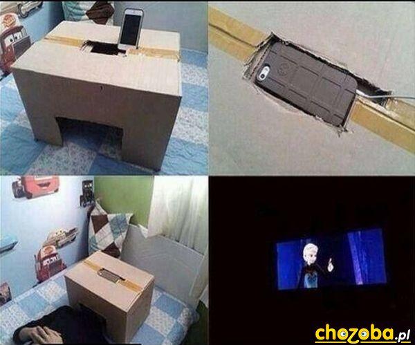 Kino z telefonu