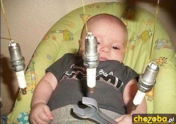 Dziecko mechanika