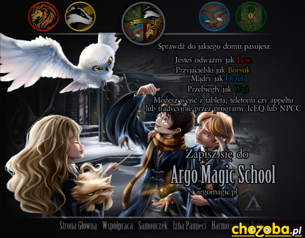 Argo Magic School