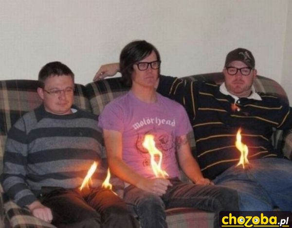 Gdy konar płonie