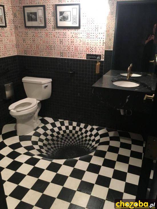 Psychoza w toalecie