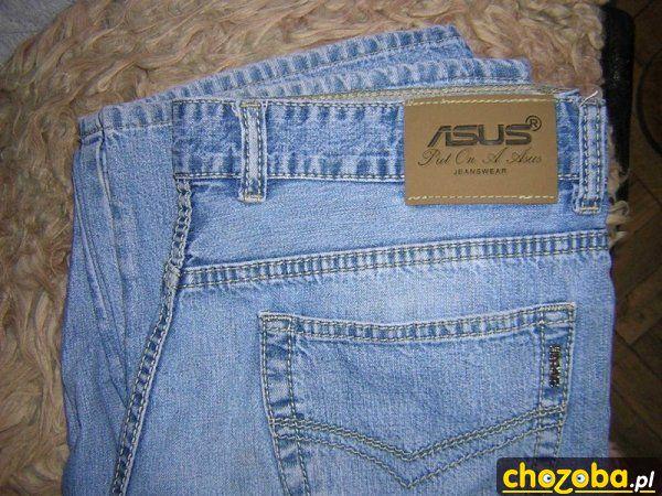 Spodnie Asus