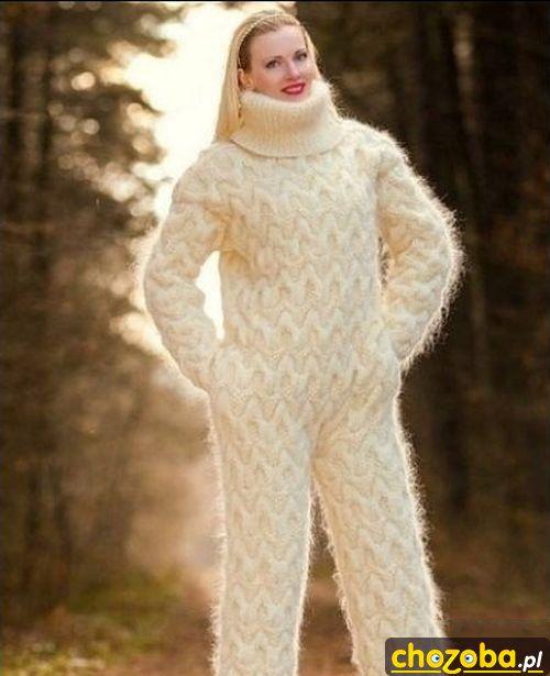 Sweterek na zimę