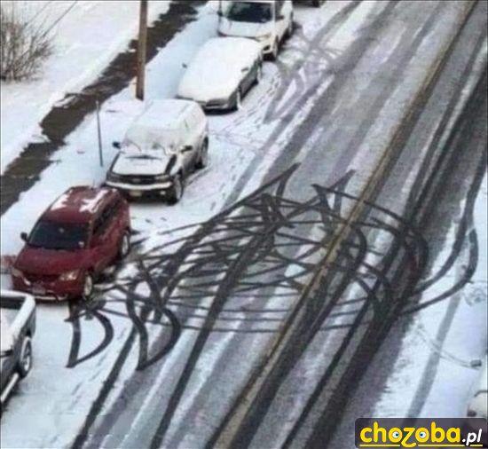 Ciężkie parkowanie