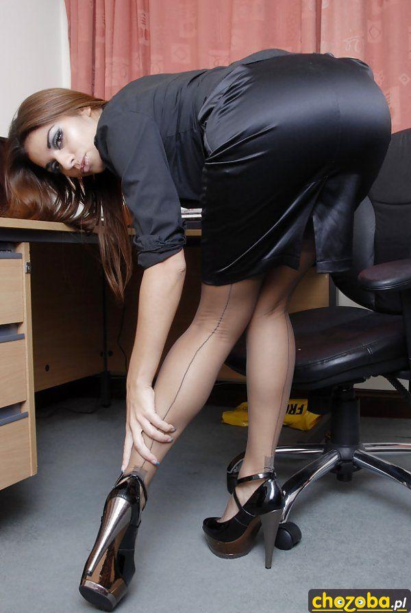 W biurze