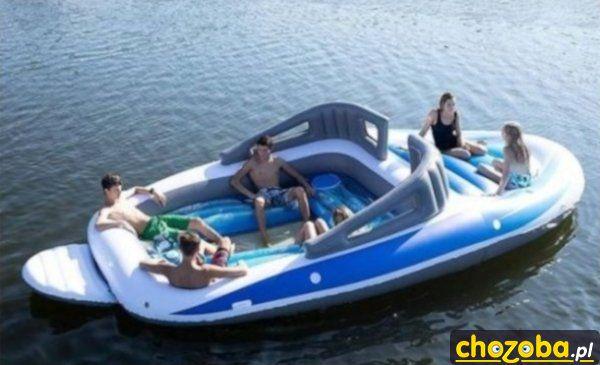 Fajny ponton
