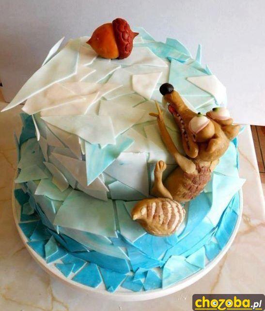Tort z epoki lodowcowej