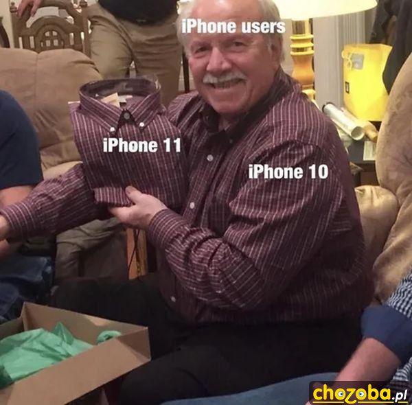 Użytkownicy iPhone