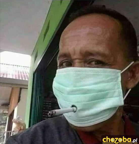 Wirus wirusem a palić trzeba
