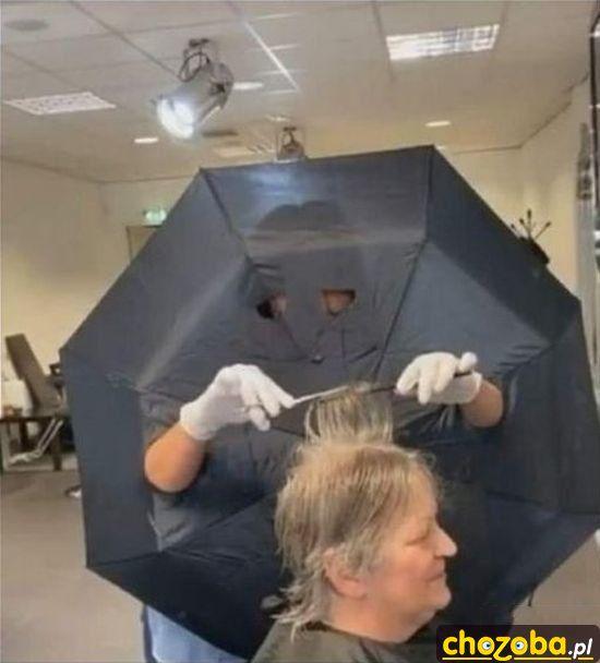u-fryzjera