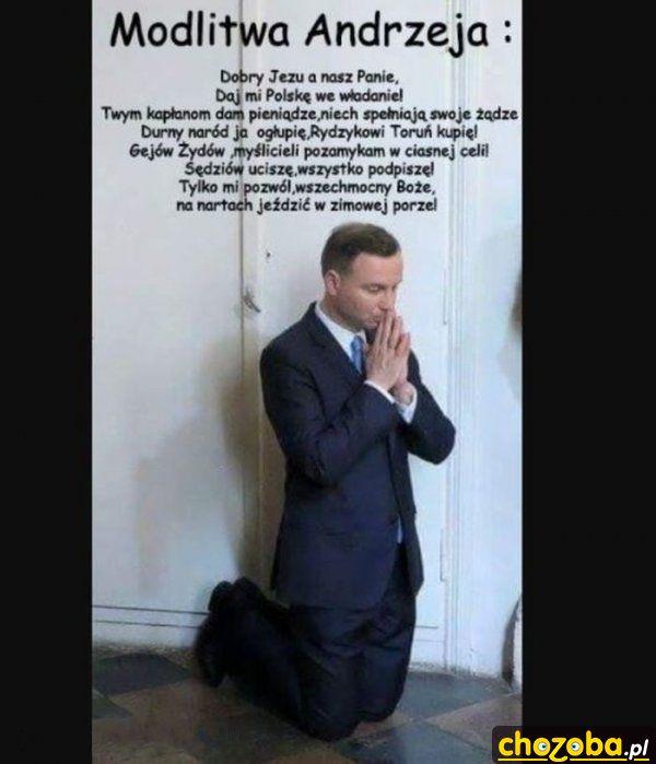 Modlitwa Andrzeja