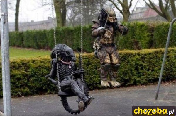 Obcy z Predatorem
